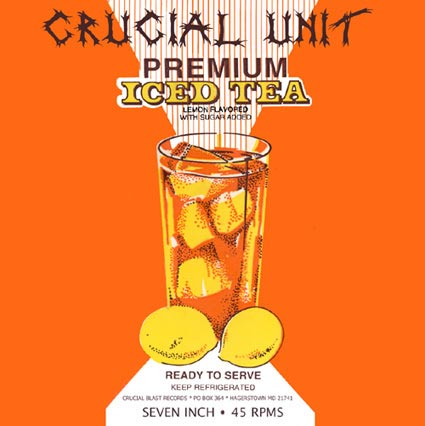 self titled EP aka Premium Iced Tea